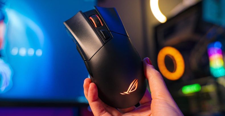 ASUS ROG GLADIUS 2 WIRELESS
